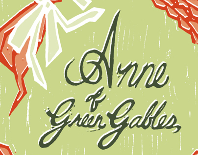 Anne of Green Gables, Jacket Design