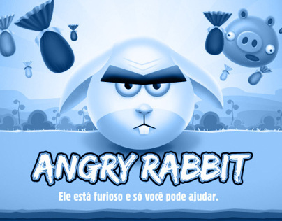 Angry Rabbit // Happy Easter AG2 Pub | Mo