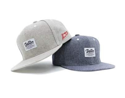 Filter017 Single Jacquard Snapback Cap