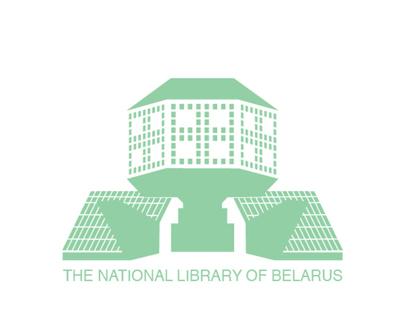 National Library of Belarus Logo