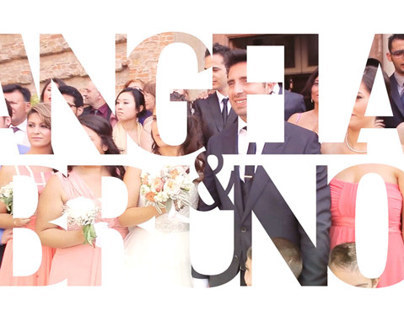 Angela&Bruno Wedding