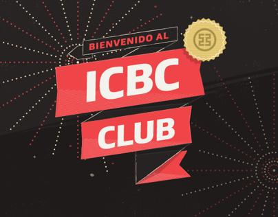 ICBC Club Spot Animation