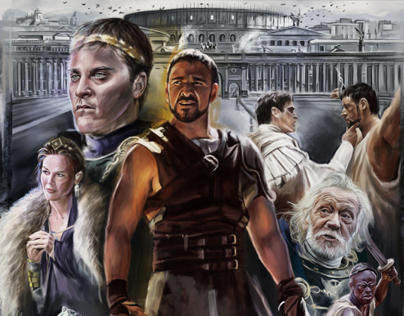 Gladiator - A Tribute to Ridley Scott