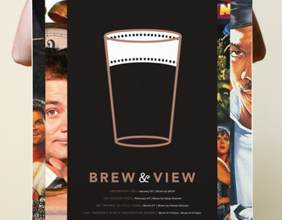 Brew & View 2014 :: Capital City Film Festival