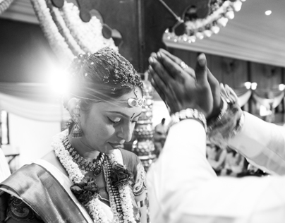 Ravi and Priyadharshini - Wedding Photography