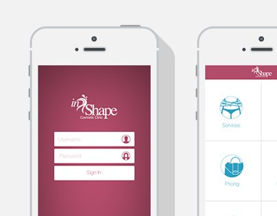 InShape Mobile Application