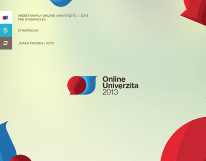 Online Univerzita  |  2013