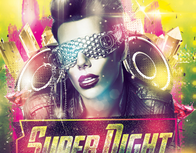 Super Night Flyer