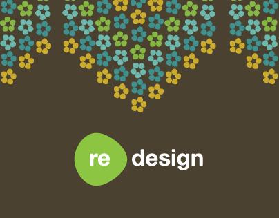 AIGA reDesign Event Branding