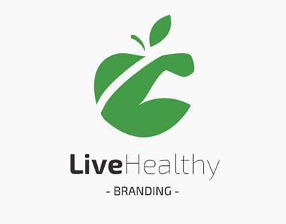 Live Healthy - Creating the brand