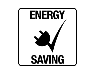 Energy Saving Icons
