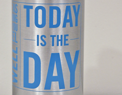 Blue Cross Blue Shield of Minnesota Sport Bottle Design