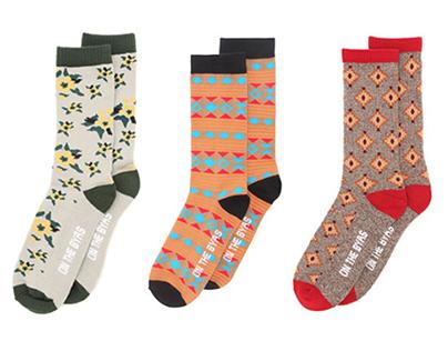 Socks, PacSun, On The Byas