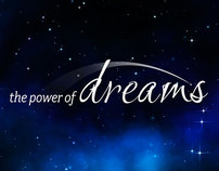 Power of Dreams Logo / Identity