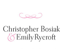 Wedding Invitations : Chris & Emily