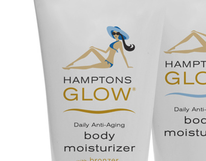 HG Moisturizer - Packaging Mockups