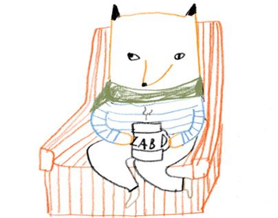 A Fox Diary