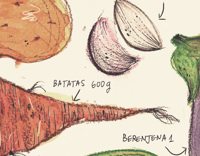Illustrated Recipe