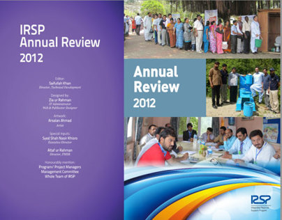 IRSP Annual Review 2012