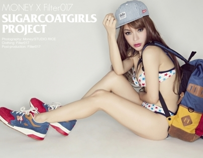 Filter017 X MONEY 「Sugarcoatgirls Project」 Part6