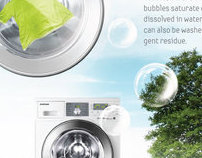 Samsung Scout Washing Machine