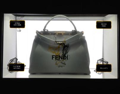 PEEKABOO INTERACTIVE DISPLAY | Fendi