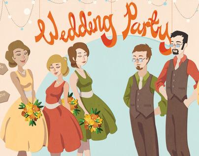 Templeton-Talbott Wedding: A Family Union