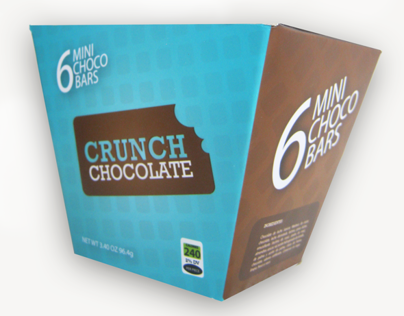 "PACKAGING - ""CRUNCH"""