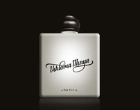 Viktoria Minya identity and perfume design  / 2011