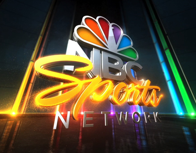 NBC Sports Hero Logo Animation