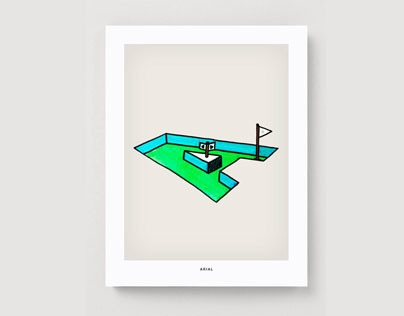 Mini-Golf Alphabet