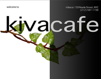 Website for a cafe in NYC (school project)