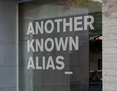 A.K.A. Branding