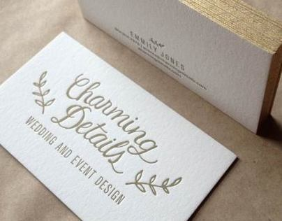 Charming Details Rebrand