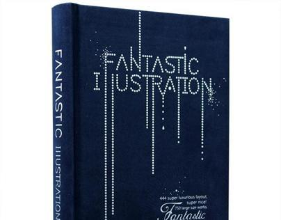 Book Fantastic illustration