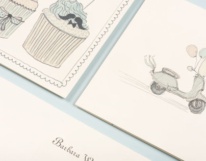 Wedding Invitation / Basia&Mateusz