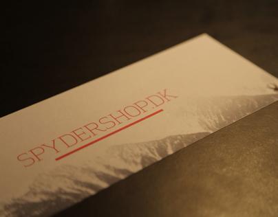 Spydershop.dk