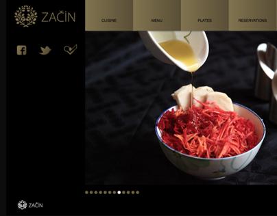ZACIN Restaurant, Belgrade