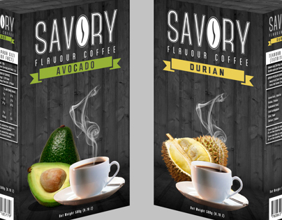 Savory Flavour Coffee