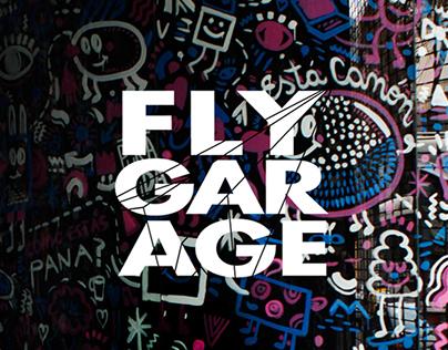 Fly Garage ~ Identity & others