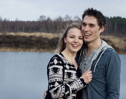 Portraits and Loveshoot, Elke & Roy
