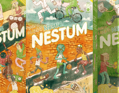 Nestum Packaging