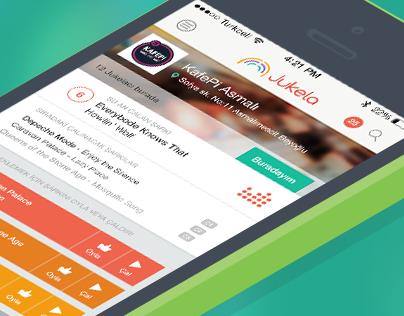 Jukela iOS Application