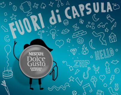 FUORI DI CAPSULA - Engaging post serie