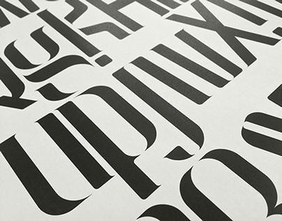 空 Kong (free typeface)