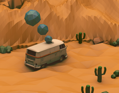 Breaking Bad (Low Poly)