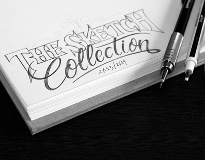 The Sketch Collection Vol02
