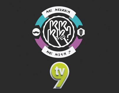 TV9 - KE KOREA KE KITA? (Program Branding)
