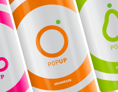 PopUp soft drinks