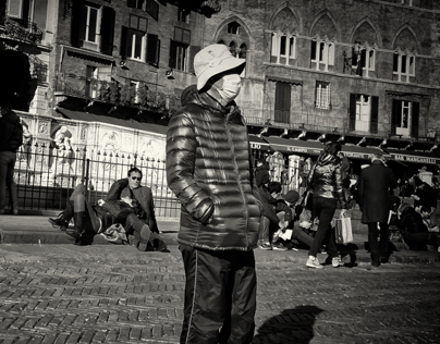 Street Photography: Siena